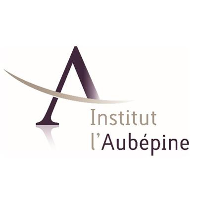 logo,institut l'aubépine